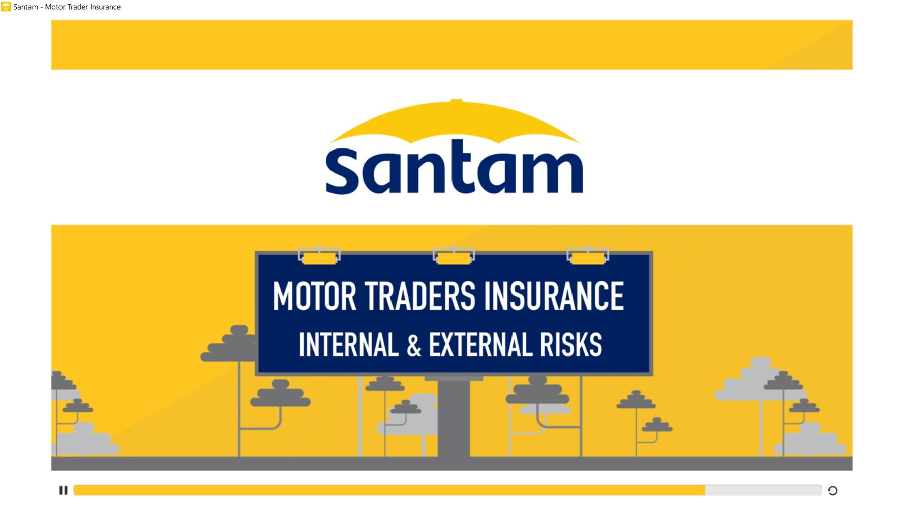 Traders Insurance Policy >> Santam Motor Traders Insurance Ttro