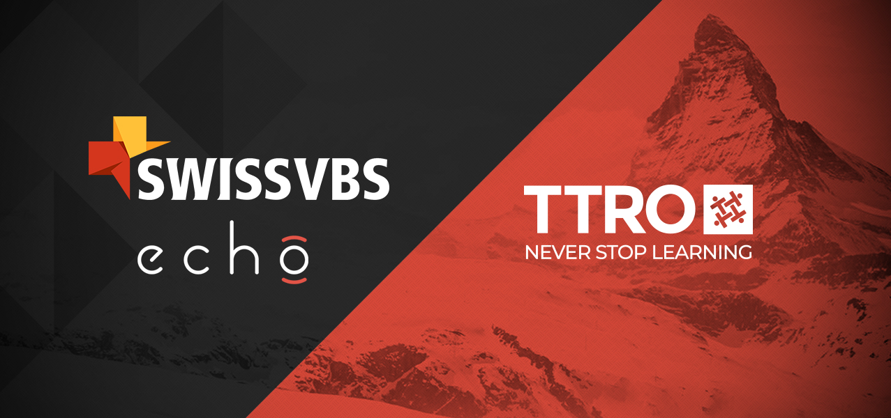 TTRO and SwissVBS microlearning solutions