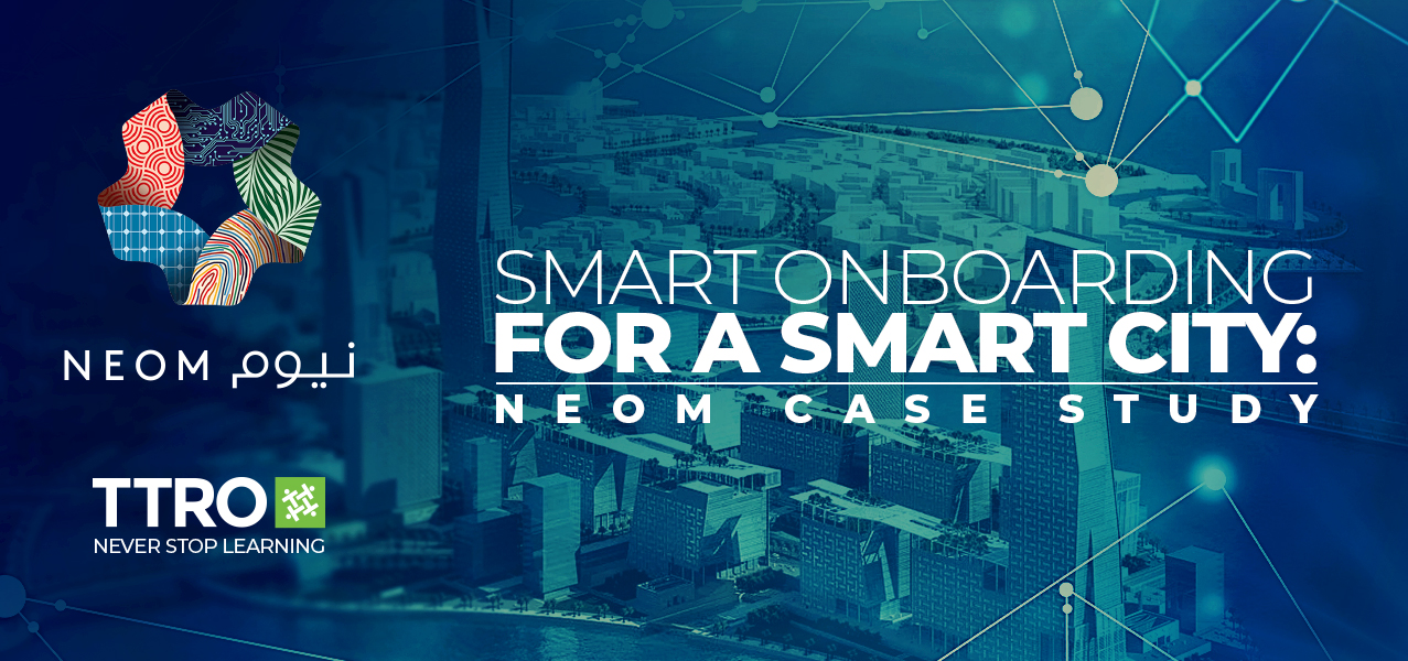 NEOM - Smart on boarding for a smart city